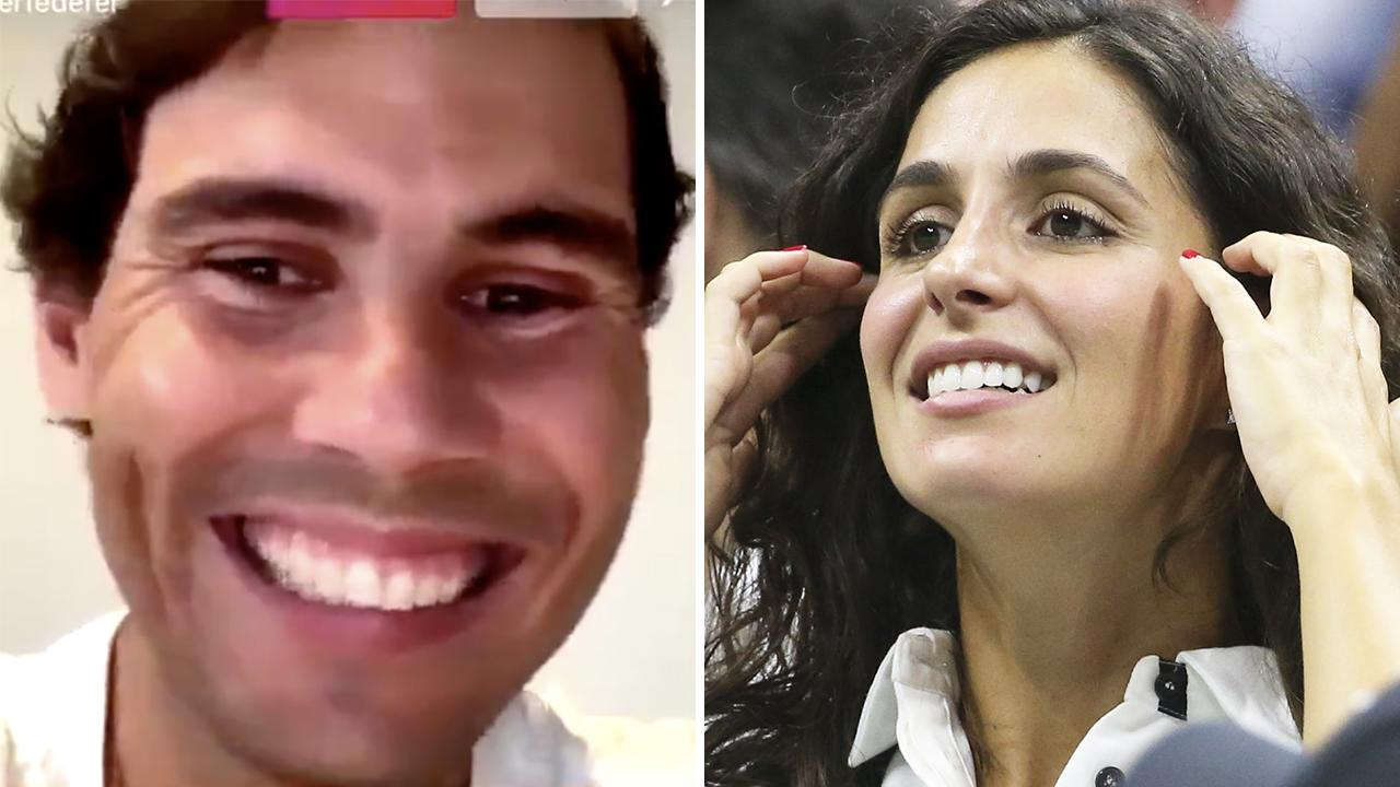 Rafael Nadal Teases Fans Over Child With Fiancee Xisca Perello