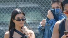 Kylie Jenner Declares Herself the 'Cool Mom' as She Arrives at Coachella with Kourtney Kardashian