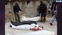 Activists: 1,069 Killed In Syrian Rebel Infighting