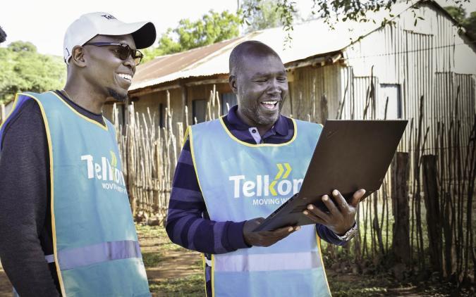 Loon balloon-powered internet in Kenya