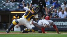 MLB roundup: Corbin Burnes sets strikeout record in Brewers' loss to Cards