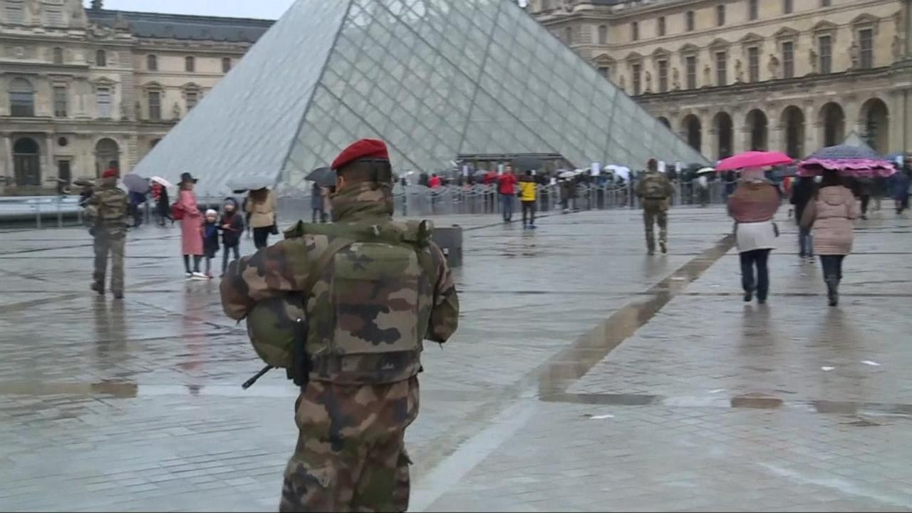 Father of Louvre Attack Suspect Defends Son: 'Does He Look Like a Terrorist?'