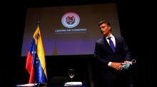 Fugitive Venezuelan politician to push for global condemnation of Maduro
