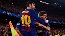 "Sergi Roberto : ""Je ne peux pas imaginer un Barcelone sans Leo Messi"""