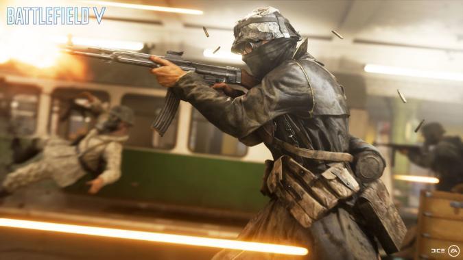 DICE cancels 'Battlefield V' close combat mode to help its focus   Engadget
