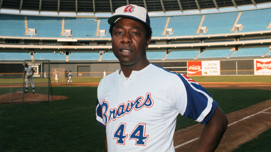 Hank Aaron was a hero, and not just for baseball