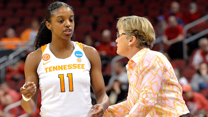 Change of heart: Lady Vols guard turning pro