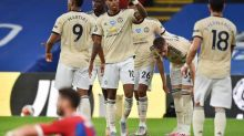 Foot - ANG - Angleterre: Manchester United s'impose sur le terrain de Crystal Palace et s'accroche à Leicester