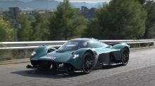 Watch: Aston Martin Tests the Hotly Anticipated, 1,160 HP Valkyrie Hybrid on the Open Road