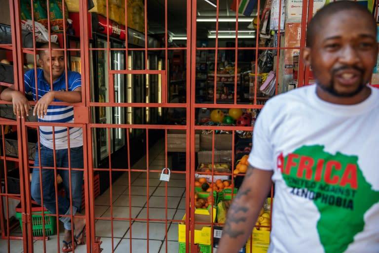 Ramaphosa, Buhari say lawlessness in SA, Nigeria won't be tolerated