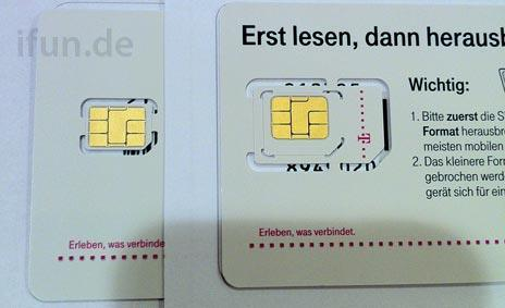 Nano-SIM for next iPhone makes appearance ahead of launch?