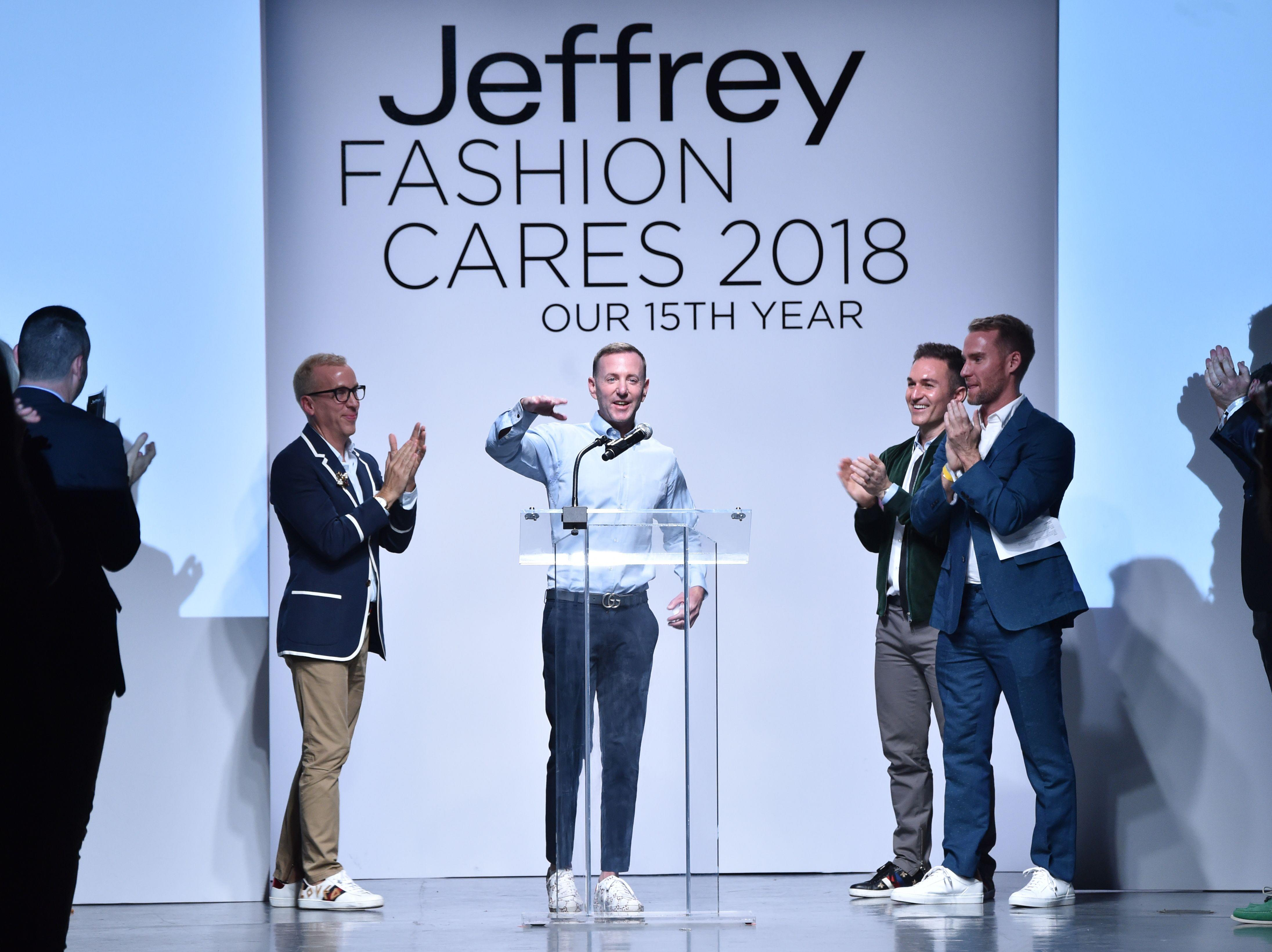 Jeffrey's Journey: Childhood Dreams and Serendipity