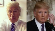 Wer hat's gesagt - Donald Trump oder Alec Baldwin als Trump?