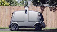 Vehículos autónomos comienzan a entregar víveres en Arizona