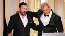 Golden Globes: Ricky Gervais Ripped Mel Gibson Apart With Digs at His Drinking, Anti-Semitic Slurs