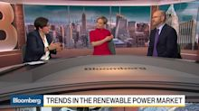 BlackRock's Giordano Sees More Activity and Opportunities in Renewable Power