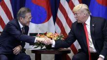 Avant son discours à l'ONU, Donald Trump loue le «formidable» Kim Jong-un