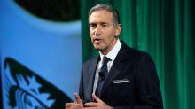 Starbucks' Schultz still not running for president, launches series on Amazon