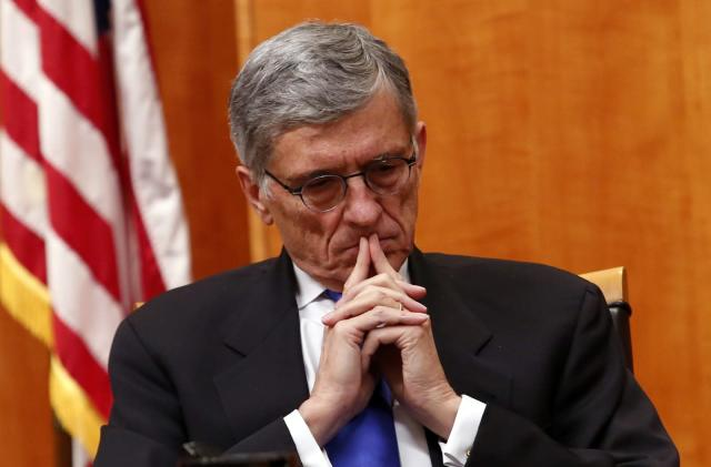 FCC Chairman Tom Wheeler defends net neutrality in final address