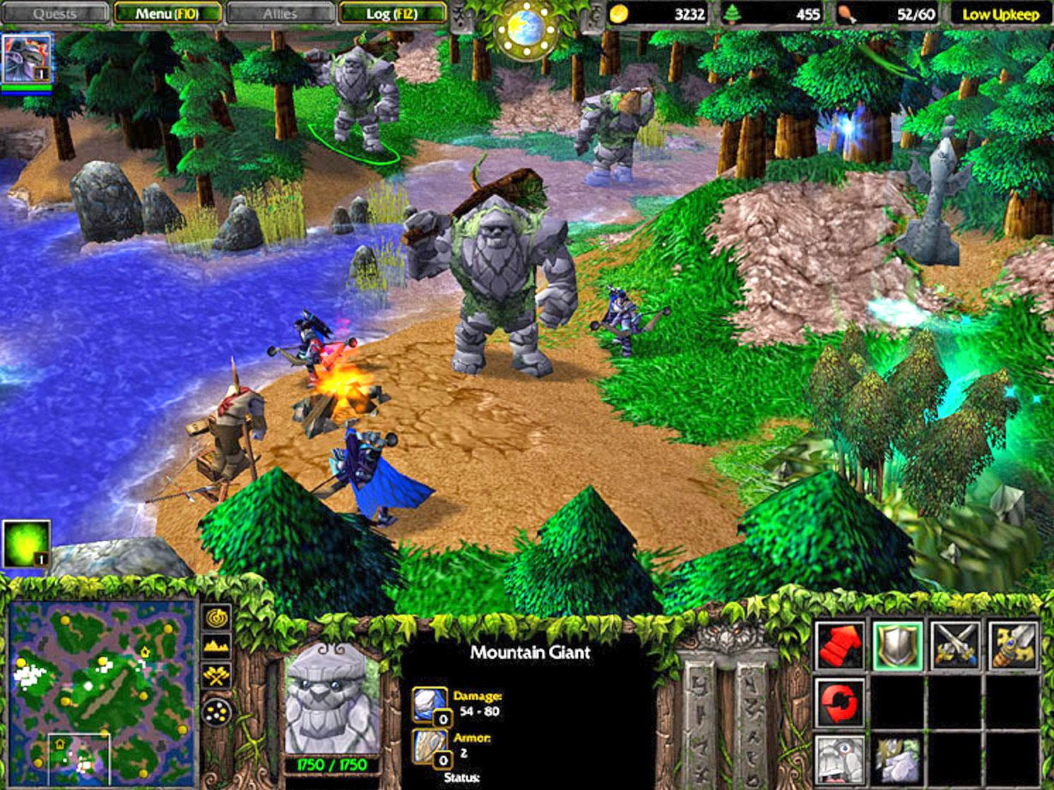 Blizzard Preps Aging Warcraft 3 Multiplayer For Future Changes Engadget