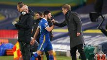 Soccer-Maupay on target as Brighton sink lacklustre Leeds
