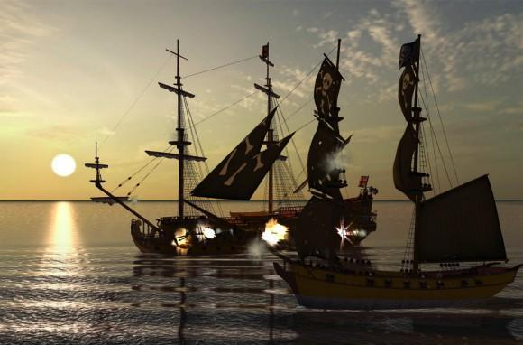 Pirates of the Burning Sea introduces skirmish system and treasure hunts