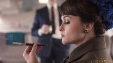 """The Crown"": So sieht Helena Bonham Carter als Prinzessin Margaret aus"