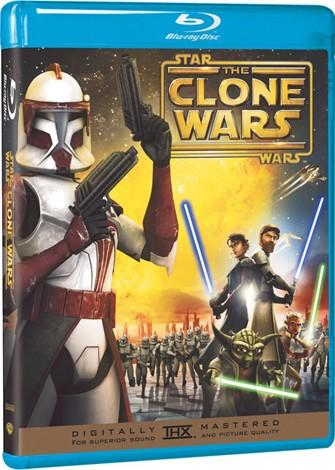 Star Wars: The Clone Wars gets box art, November 11th release date