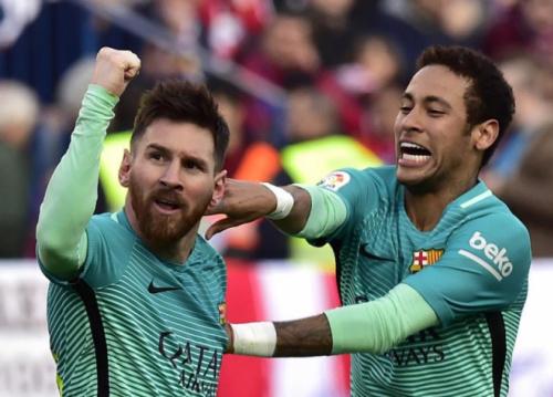 A amizade é tudo! Messi se despede de Neymar em vídeo: 'Prazer enorme'