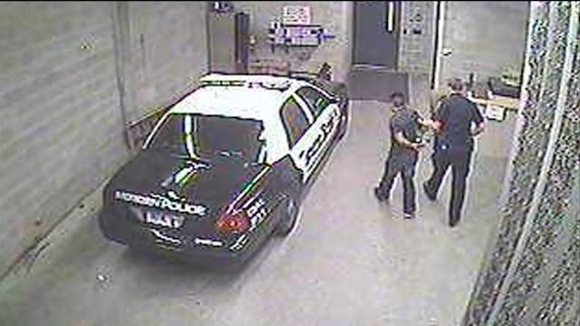 Police Officer Found Guilty For Pushing Down Handcuffed Man