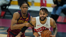 10 things: Gary Trent Jr.'s electric 44 points leads Raptors' rout of Cavaliers