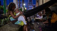 La caravana de migrantes que se dirige a EEUU llega al sur de México