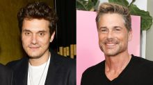 John Mayer Trolls Celebs Posting Fake Instagram Warning as Rob Lowe's Son Mocks Dad for Sharing