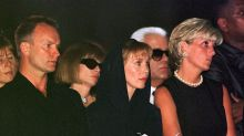 Gianni Versace's Funeral