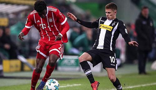 Bundesliga: Gladbach bangt um Hazard-Einsatz - Doucoure erneut verletzt