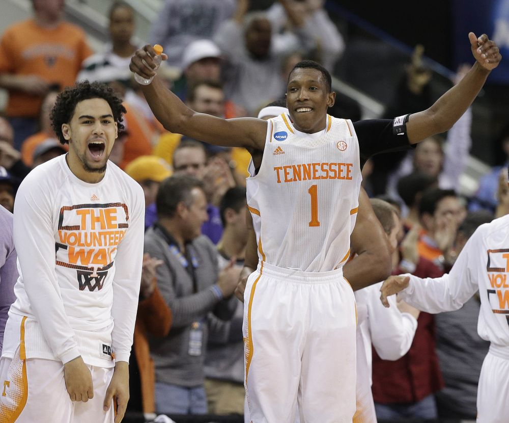 Vols play their way from bubble to Sweet 16