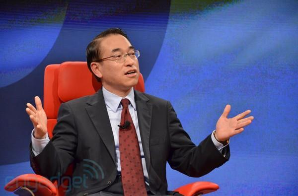 Samsung's Won-Pyo Hong: Galaxy Nexus wasn't designed just to skirt Apple patents