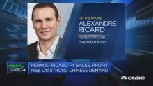 Craft brands are opportunities for us: Pernod Ricard CEO