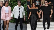 Priyanka Chopra And Nick Jonas Casually Stroll Down Parisian Streets In Haute Couture – No Big Deal!