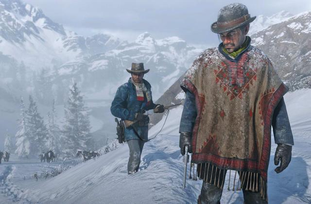 'Red Dead Redemption 2' PC launch hasn't had the best start
