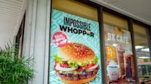 Impossible Foods' 'Whopper' goes nationwide at Burger King