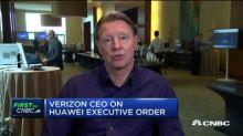 Verizon CEO: 'Tens of thousands' of customers buying new 5G phones