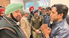 Derabassi man who breached Punjab CM's security gets possession of his shop