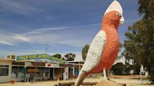 Tiny outback Australian town, famous for The Big Galah, votes to house nuclear waste dump