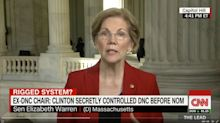 Elizabeth Warren Says 2016 Democratic Nomination Rigged For Hillary Clinton