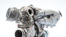 BorgWarner's R2S® Turbocharger Boosts Premium Class