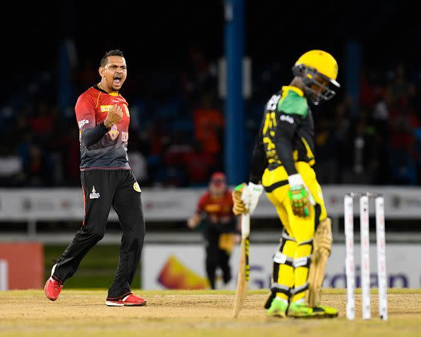 2017 Hero Caribbean Premier League - Jamaica Tallawahs v Trinbago Knight Riders