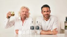 Ryan Reynolds's Aviation Gin Takes Flight in New Partnership With Sir Richard Branson and Virgin Atlantic