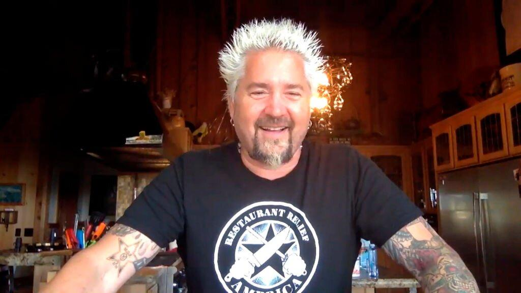 Guy Fieri on Why Restaurant Workers Need Our Support