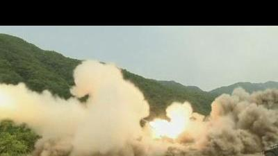 US military conducts drills in S Korea
